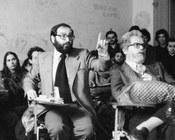 Assemblea DAMS -3 marzo 1977,in Aula A di via Guerrazzi 20