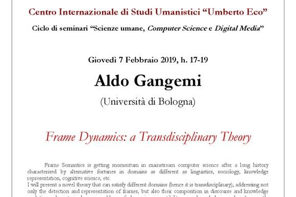 Frame Dynamics: a Transdisciplinary Theory