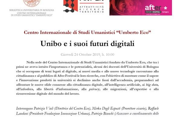 Unibo e i suoi futuri digitali