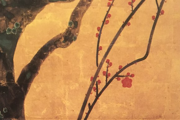Color and Nature. The sublime art of Ogata Kōrin (1658-1716)